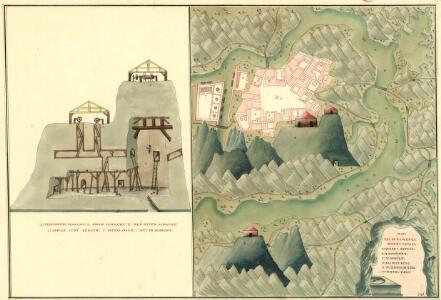 Plan des Bergwergs Weres Patack
