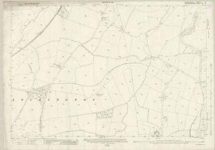 Nottinghamshire XLV.14 (includes: Kegworth; Lockington Hemington; Ratcliffe On Soar) - 25 Inch Map