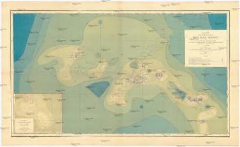 Carte bathymétrique des Iles Açores