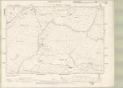 Dumfriesshire Sheet XLVII.NE - OS 6 Inch map