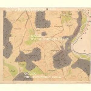 Hoschlowitz - c1794-1-003 - Kaiserpflichtexemplar der Landkarten des stabilen Katasters