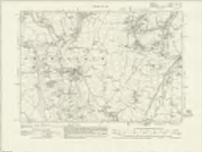 Dorset XVIII.SE - OS Six-Inch Map