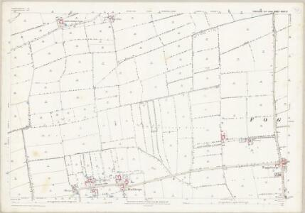Yorkshire CCVII.12 (includes: Bubwith; Ellerton; Foggathorpe) - 25 Inch Map