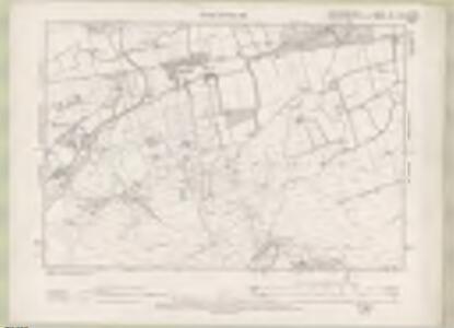 Linlithgowshire Sheet XI. NE - OS 6 Inch map