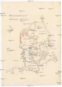 Dänemark mit Schleswig, Holstein