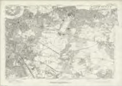 London Sheet P - OS Six-Inch Map