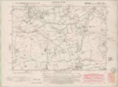 Lanarkshire Sheet IXa.NW - OS 6 Inch map