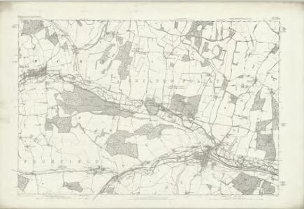 Wiltshire XXIV - OS Six-Inch Map