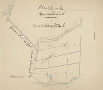 Polder de Hoek en Schuwagt, gemeente Lekkerkerk.