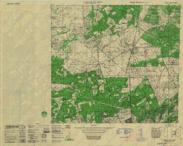 Holland 1:25,000, Ginkel (East)