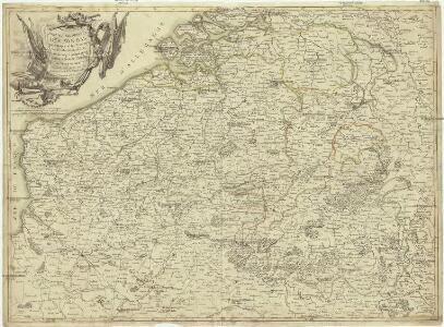 Parte meridionale des Pays Bas qui comprend les provinces de Brabant, Gueldre, Limbourg, Luxembourg, Hainaut, Namur, Flandre, Cambresis et Artois
