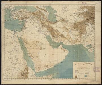 L'Asie Antérieure