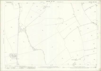 Hampshire and Isle of Wight XVII.3 (includes: Kingsclere; Overton) - 25 Inch Map