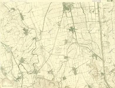 III. vojenské mapování 4567/4