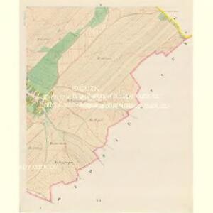 Scherowitz (Žerowic) - c9418-1-004 - Kaiserpflichtexemplar der Landkarten des stabilen Katasters