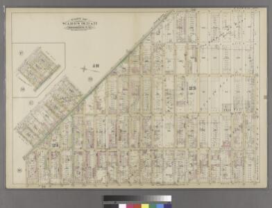 Plate 20: Part of Wards 18, 21 & 25. Brooklyn, N.Y.