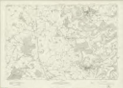 Gloucestershire LVI - OS Six-Inch Map