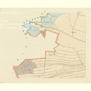 Vierhöf - c1045-1-003 - Kaiserpflichtexemplar der Landkarten des stabilen Katasters