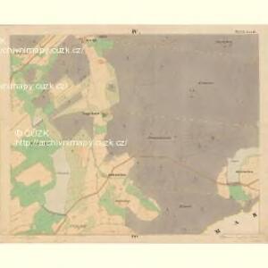 Leinbaums - c3147-1-004 - Kaiserpflichtexemplar der Landkarten des stabilen Katasters
