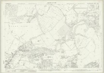 Gloucestershire LXXII.6 (includes: Bristol; Mangotsfield Urban; Stoke Gifford; Winterbourne) - 25 Inch Map