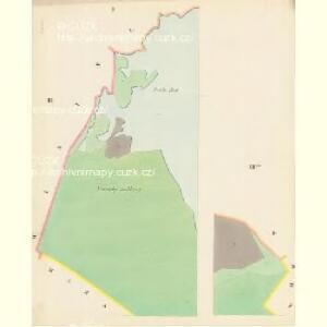 Zablat - c9004-1-001 - Kaiserpflichtexemplar der Landkarten des stabilen Katasters