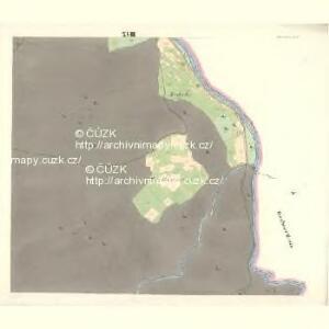 Ostrawitz - m2189-1-015 - Kaiserpflichtexemplar der Landkarten des stabilen Katasters