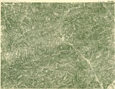 III. vojenské mapování 4360/2