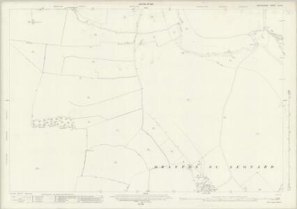 Oxfordshire XLVI.6 (includes: Dorchester; Drayton St Leonard; Newington; Stadhampton) - 25 Inch Map