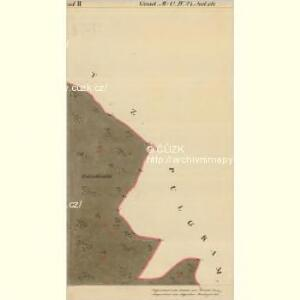 Nikolsburg - m1785-1-027 - Kaiserpflichtexemplar der Landkarten des stabilen Katasters