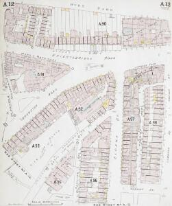 Insurance Plan of London Western District Vol. A: sheet 12