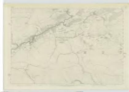 Perthshire, Sheet CVI - OS 6 Inch map