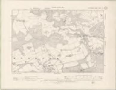 Perth and Clackmannan Sheet LXXXV.SW - OS 6 Inch map