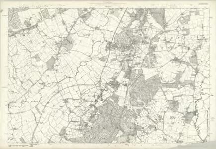 Middlesex VIII - OS Six-Inch Map