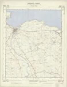 ND16 & Parts of ND17 - OS 1:25,000 Provisional Series Map