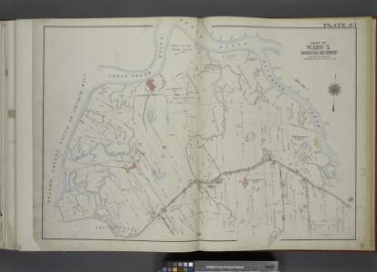 Part of Ward 5. [Map bound by Great Fresh Kills,      Fresh Kills, Richmond Creek, Arthur Kill Road, Annadale Road, Woodrow Road       (Journeay Ave), Arden Ave (Washington), Steights Creek, Staten Island Sound or   Arthur Kill]