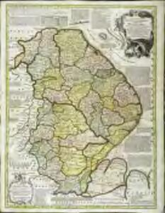An accurate map of Lincolnshire