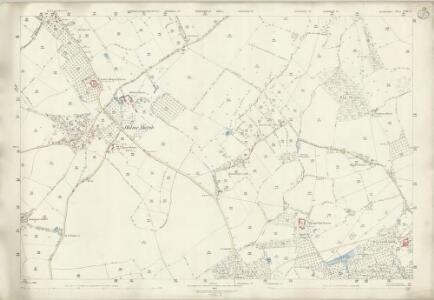 Herefordshire XVIII.9 (includes: Lyonshall; Pembridge) - 25 Inch Map