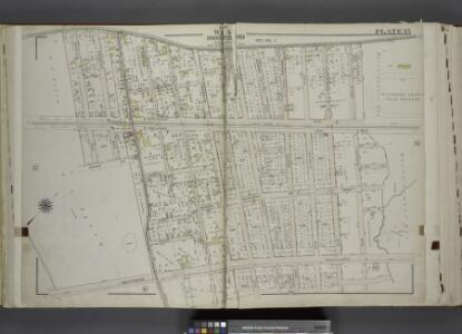Part of Ward 4. [Map bound by Richmond Road, Stobe    Ave (Jackson Ave), South Side Boulevard, Lincoln Ave, Edison St, Greeley Ave]