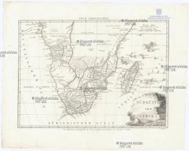 Südküsten von Afrika