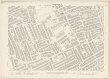 London X.17 - OS London Town Plan