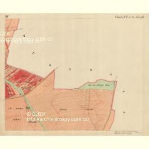 Fröllersdorf - m1088-2-004 - Kaiserpflichtexemplar der Landkarten des stabilen Katasters