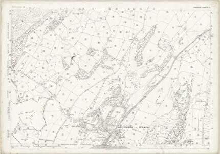 Lancashire VI.12 (includes: Broughton West; Millom Without) - 25 Inch Map