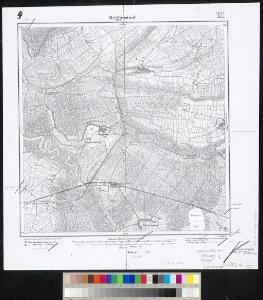 Meßtischblatt 357 : Meggerdorf, 1884