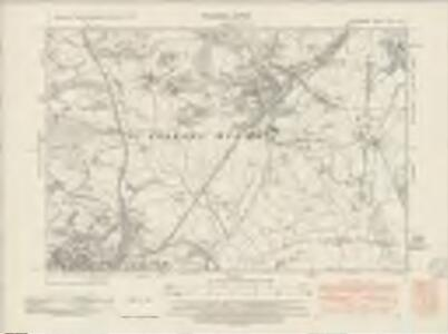 Glamorgan XLVII.SW - OS Six-Inch Map