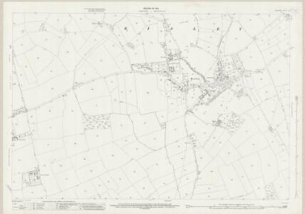 Derbyshire LI.13 (includes: Breaston; Draycott and Church Wilne; Hopwell; Long Eaton; Risley; Sandiacre) - 25 Inch Map