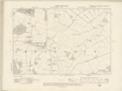 Yorkshire CCLXXVII.SE - OS Six-Inch Map