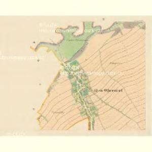 Klein Olbersdorf (Mala Olbrechčice) - m0007-1-002 - Kaiserpflichtexemplar der Landkarten des stabilen Katasters