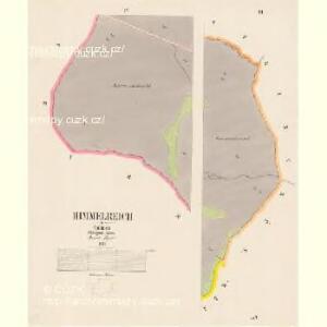 Himmelreich - c4973-1-003 - Kaiserpflichtexemplar der Landkarten des stabilen Katasters