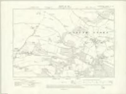 Oxfordshire LII.SE - OS Six-Inch Map