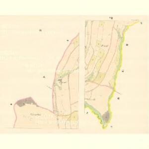 Schlögelsdorf (Schlölow) - m3028-1-004 - Kaiserpflichtexemplar der Landkarten des stabilen Katasters